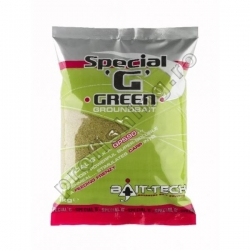 Bait Tech - Special G Green 1Kg