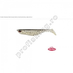 Berkley - Shad Ripple Natural 9cm/6pcs
