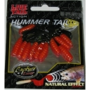Capture- Twister Vierme Hummer Tail 3.5cm Black
