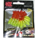 Capture- Twister Vierme Hummer Tail 3.5cm C-R