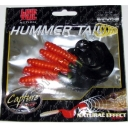 Capture- Twister Vierme Hummer Tail 7.5cm Red