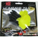 Capture- Twister Vierme Hummer Tail 7.5cm Yellow