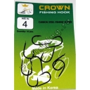 Crown - Carlige Black Carp