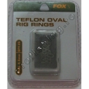 Fox - Oval Rings 4,5mm