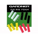 Gardner - Zig Rig Foam Yellow 10mm