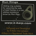 K-Karp - Run Rings 20pcs