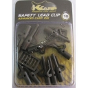 K-Karp - Safety Lead Clips 10pcs