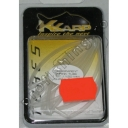 K-Karp -  Shrink Tube  Clear 1m
