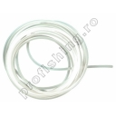 Mika-Silicon Tube Clear 2m