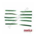 Mostiro - Anti-Tangle Sleeves/Verde