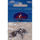 Arrow - Set Plumbi Culisanti Fishing Lead - 0,5 gr