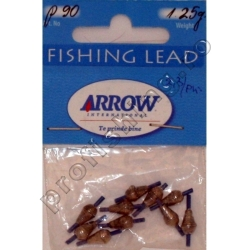 Arrow - Set Plumbi Culisanti Fishing Lead - 1,25 gr