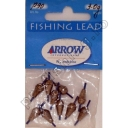 Arrow - Set Plumbi Culisanti Fishing Lead - 3 gr