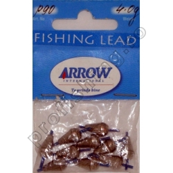Arrow - Set Plumbi Culisanti Fishing Lead - 4 gr