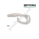 Spro - Twister Spiro Tail Pearl 5.5cm
