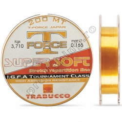 Trabucco - T-Force Tournament Super Soft 200m